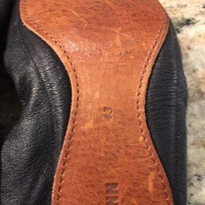 Shoes - Men's Bormann Leather Travel Slippers